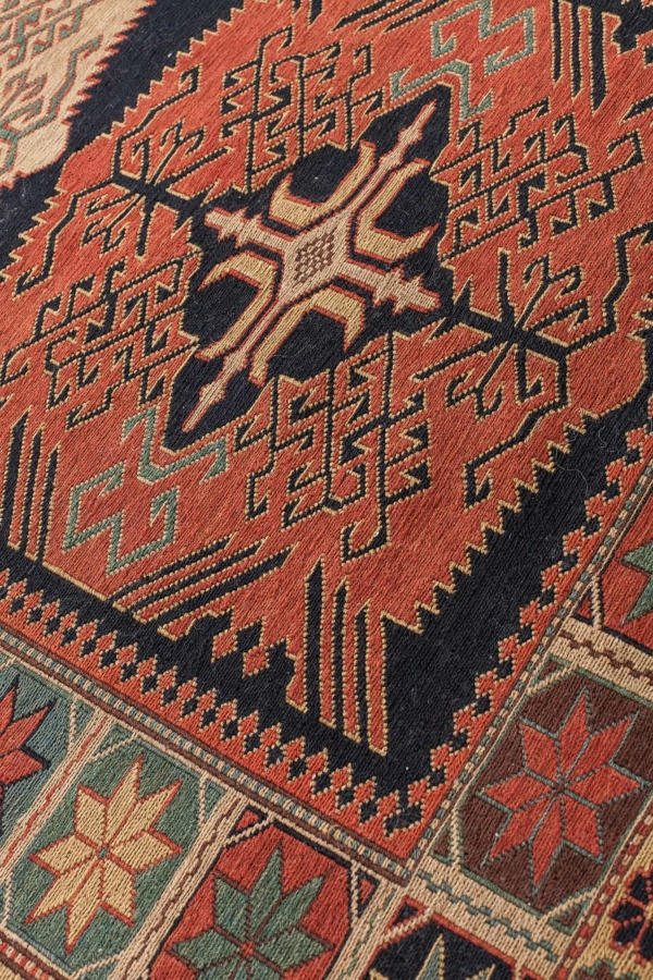Persian Soumak  Kilim at Essie Carpets, Mayfair London