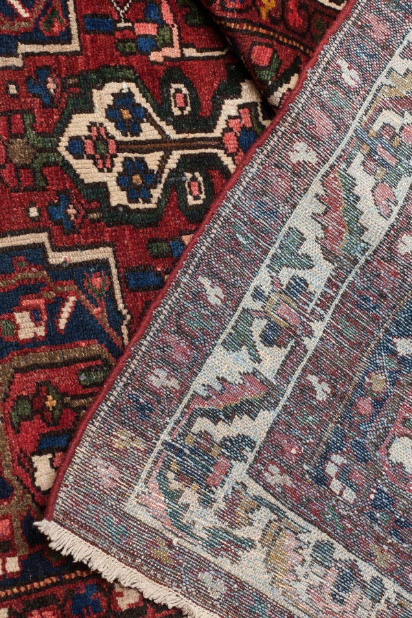 Persian Bakhtiari  Rug at Essie Carpets, Mayfair London