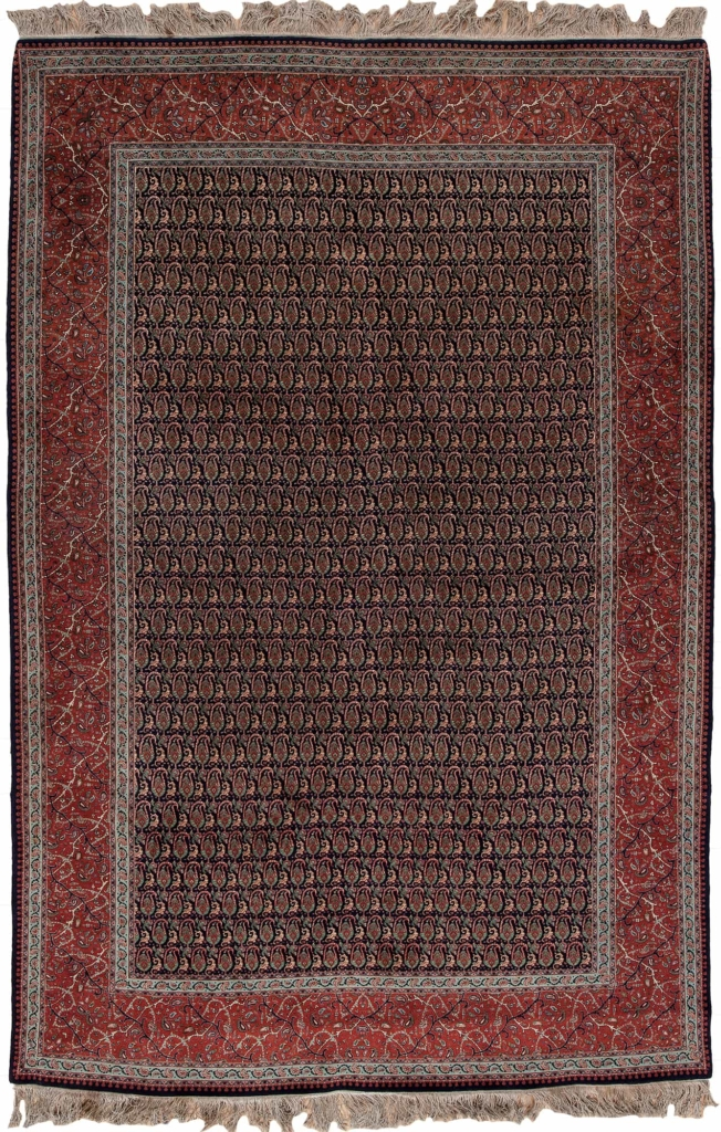 Fine Persian Tabriz Rug at Essie Carpets, Mayfair London