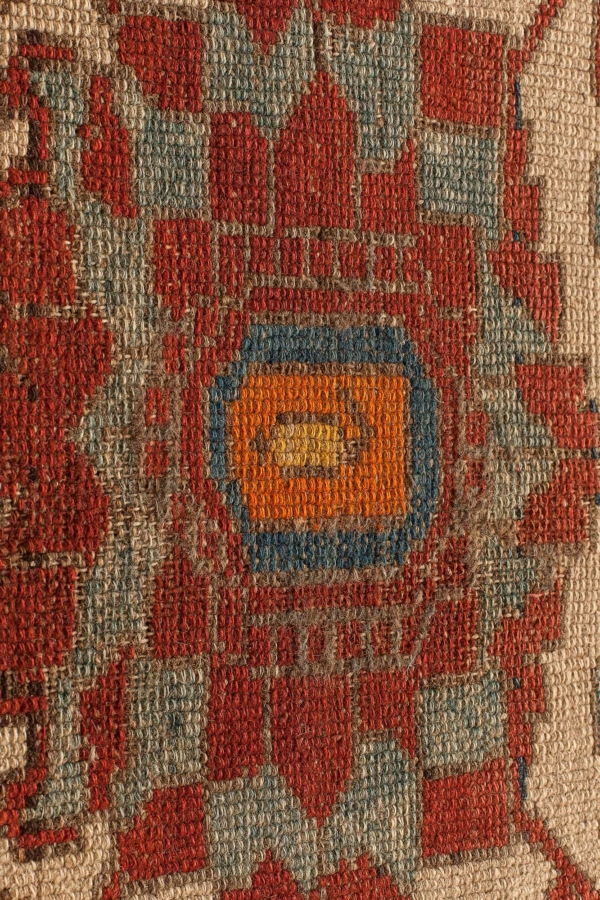 Old Persian Malayer Kilim I Runner at Essie Carpets, Mayfair London