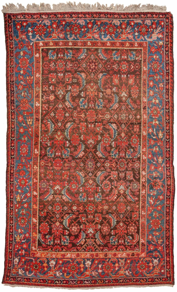 Persin Malayer Rug at Essie Carpets, Mayfair London