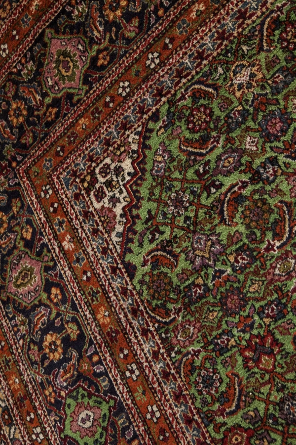 Antique Persian Dorokhsh Khorasan Carpet at Essie Carpets, Mayfair London