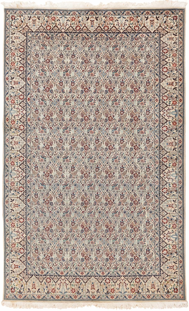 Fine Persian Nain Rug at Essie Carpets, Mayfair London