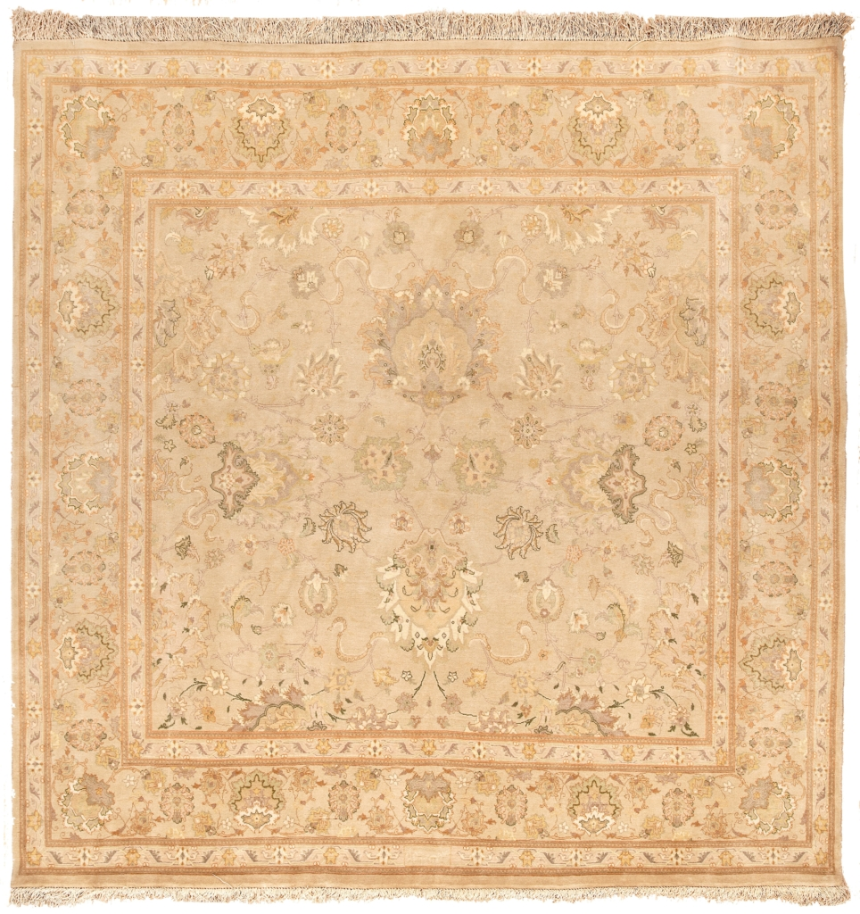 Tabriz Square  Rug at Essie Carpets, Mayfair London
