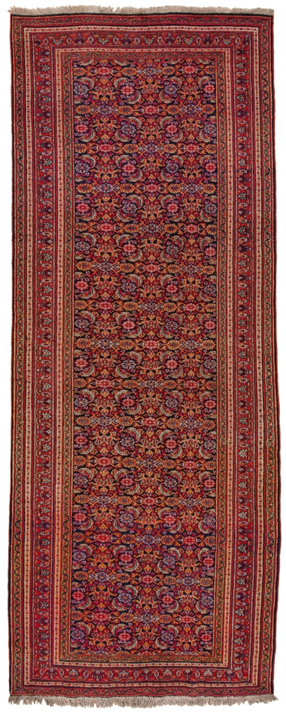 Khorasan Doroksh Runner at Essie Carpets, Mayfair London