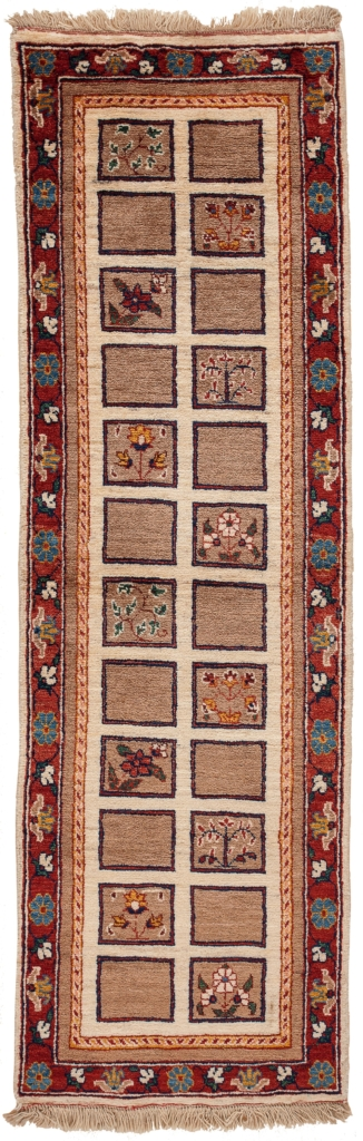 Persian Qashqai Runner at Essie Carpets, Mayfair London