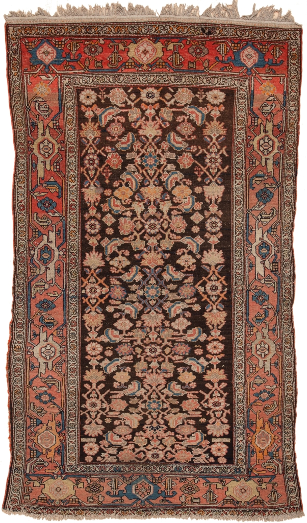 Persian Malayer Rug at Essie Carpets, Mayfair London