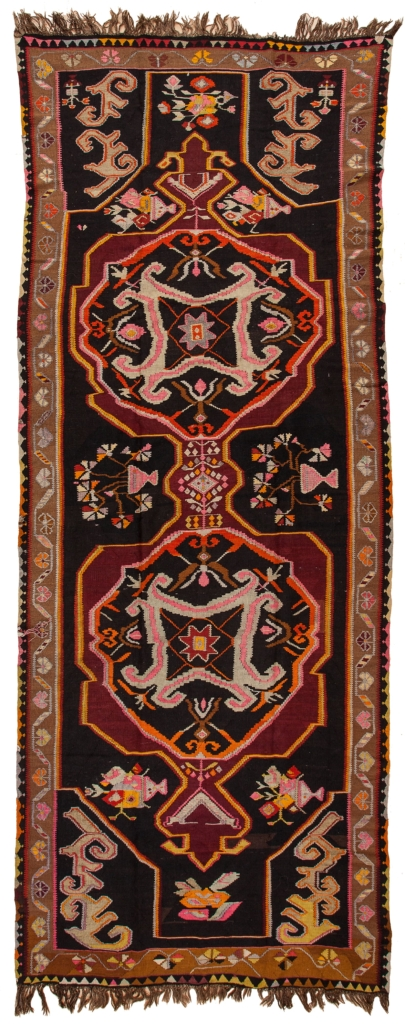 Persian  Gallery Runner Kilim at Essie Carpets, Mayfair London