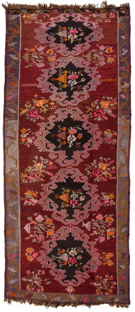 Kilim Kilim at Essie Carpets, Mayfair London