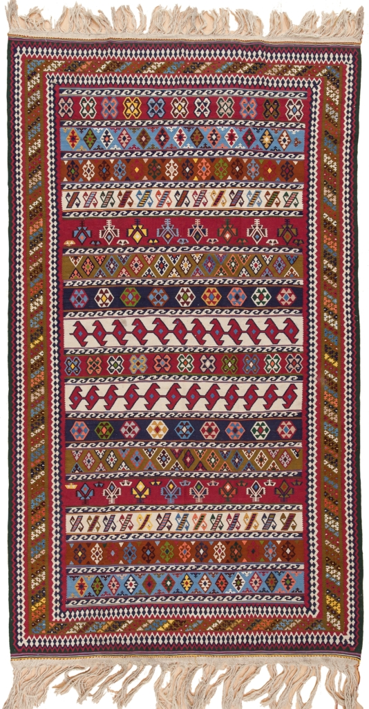Persian Kilim Kilim at Essie Carpets, Mayfair London
