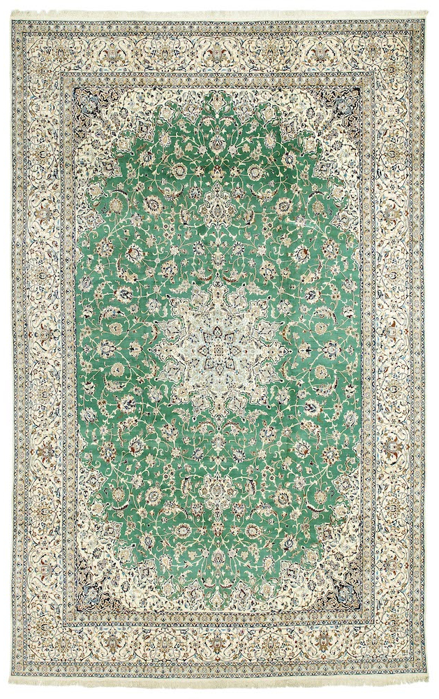 Persian  Nain Extra Large Carpet