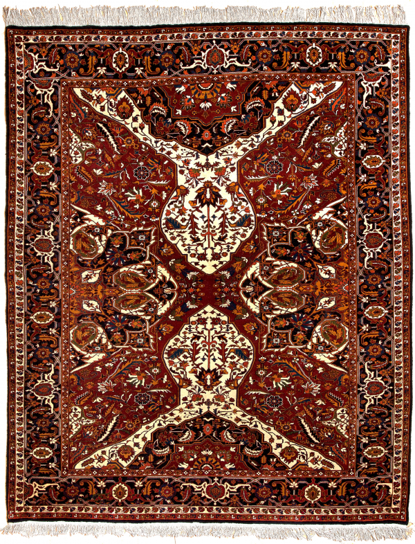 Mashad Rug for sale at Essie Carpets, Mayfair London