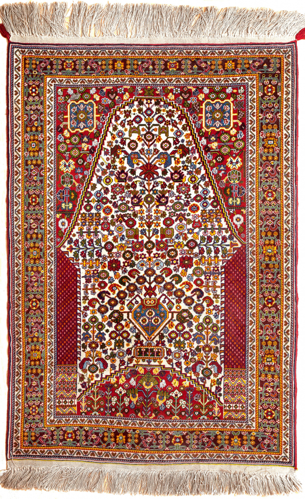 Qashqai Kashkooli Rug at Essie Carpets, Mayfair London